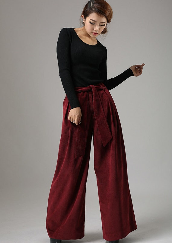 SEBOWEL Women's Ruffle Plain Wide Leg Split Tie-Waist Maxi Long Palazzo Overlay Pant Skirts. by SEBOWEL. $ - $ $ 22 $ 26 99 Prime. FREE Shipping on eligible orders. wide leg pants, solid palazzo AmyDong Ladies Dress Women High Waist Pleated A Line Long Skirt Women's Half-Length Skirt with Straps and Waistband Pockets.