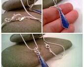 Castiel's Tie Necklace