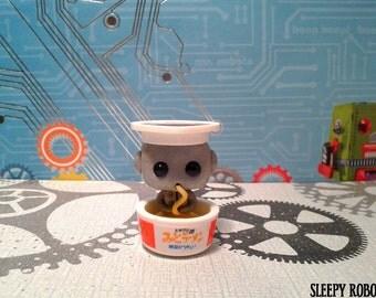 Ramen Noodle Robot