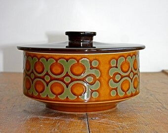 Hornsea Pottery Covered Casserole