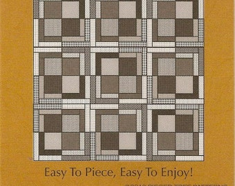 Quilting Pattern Boxed In Pieced Tree Patterns