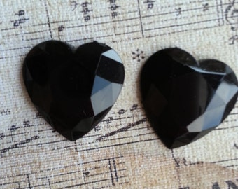 Girly Plugs, Wedding Gauges, Black Heart, Gauges