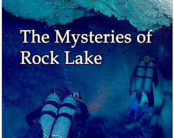 "Get: ""Winnibozho Blues- The Mysteries of Rock Lake"" a new action adventure featuring Rex Franklin by Mike Ault"