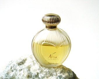 Vintage Nina Ricci Nina Eau de Toilette - Lalique Bottle - Splash - Miniature Bottle - 6 ml