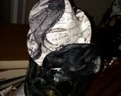 Edgar Allan Poe/Raven Fascinator Hat