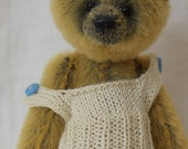 Sebastian complete sewing kit for a miniature teddy bear