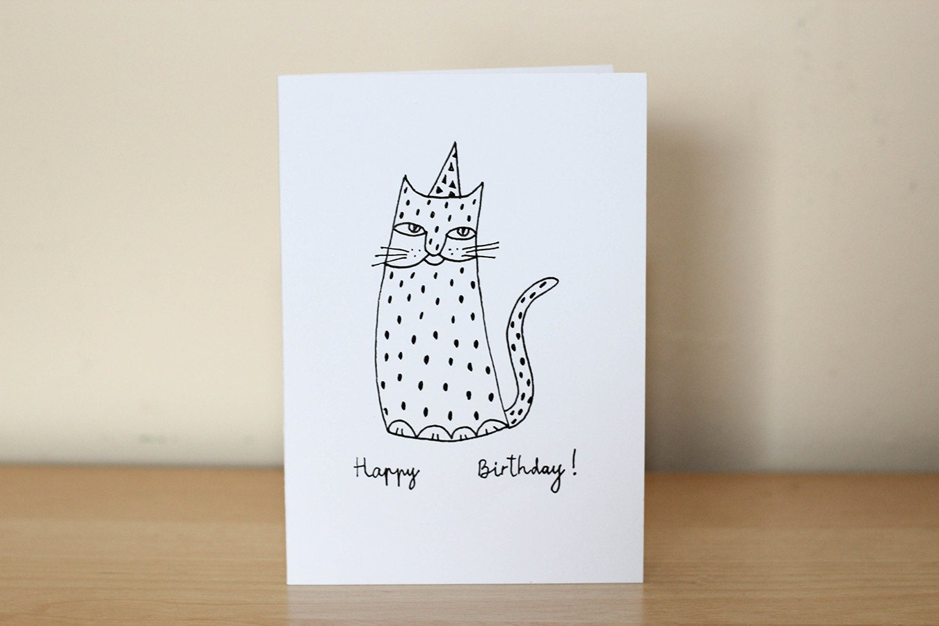 This is a photo of Dynamic Birthday Card Drawing