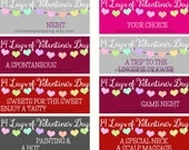14 Lays of Valentine's Day - Digital Love Coupons
