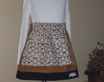 Buy Any 2 Skirts and Get 1 FREE, I Can See Clearly Skirt, Size 2, 3, 4, 5, 6, 7, 8, 9, 10, and 12