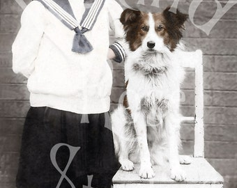 Nell and Jack-Victorian/Edwardian Digital Image Download