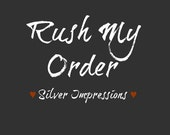 Rush Order Mail Upgrade - US Orders Only