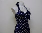 """1930's Inspired Swimsuit - """"Minnie Swimsuit"""""""