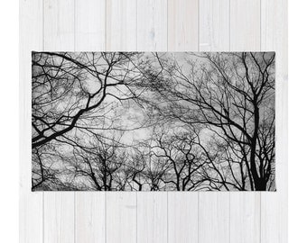Made In Central Park Photography Rug