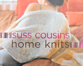 Home Knits Book, by Suss Cousins