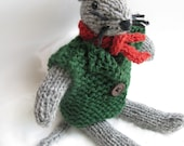 Knit Your Own Mouse Knitting Kit