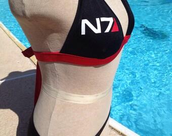 N7 Mass bikini