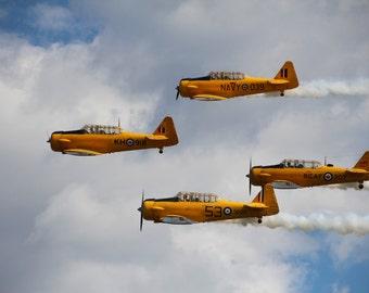 Aerobatic Plane Photo