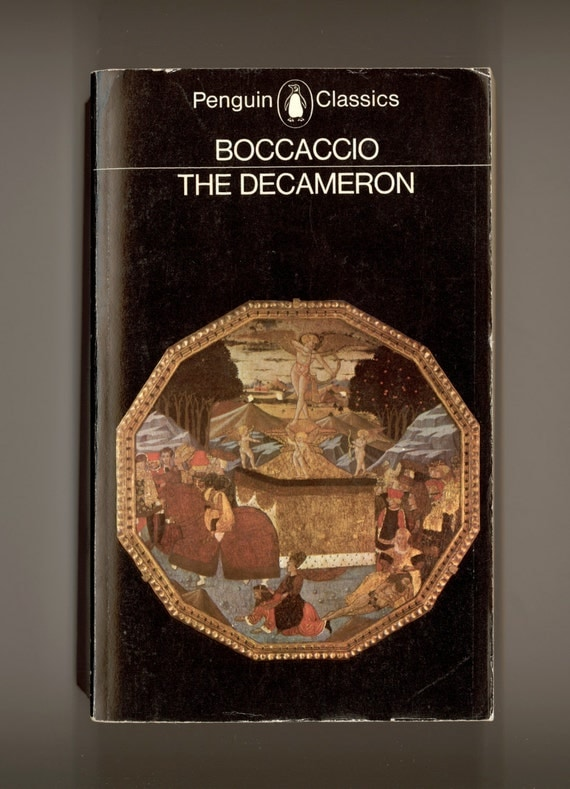 an introduction to the life of boccaccio Introduction 21: first day second his canterbury tales are clearly modeled on the decameron boccaccio's other important works are a short life of dante and.