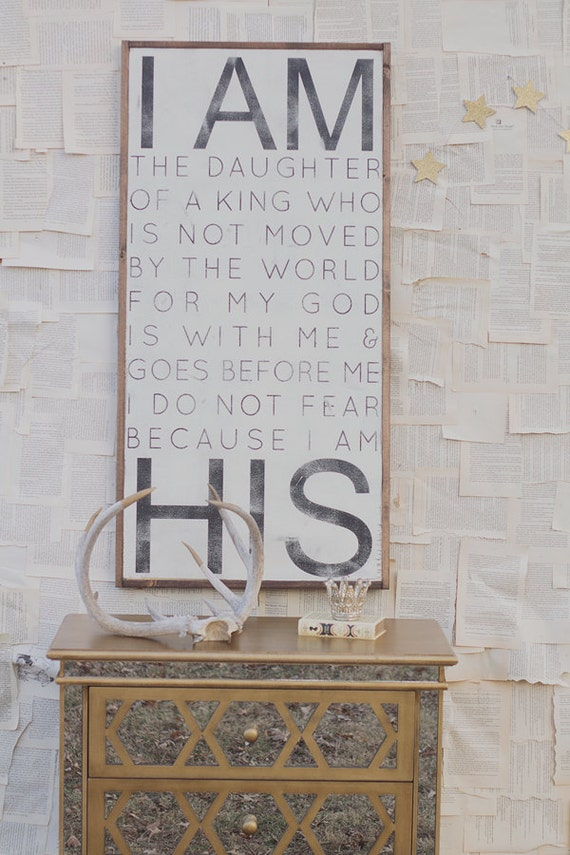 I Am His - Daughter