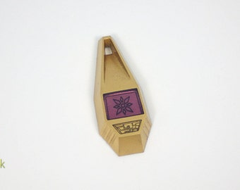 Digimon Tag with Kari's Crest of Light