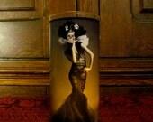 Drop Dead Gorgeous Candleholder