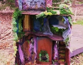 Unfurnished Fairy Forest House