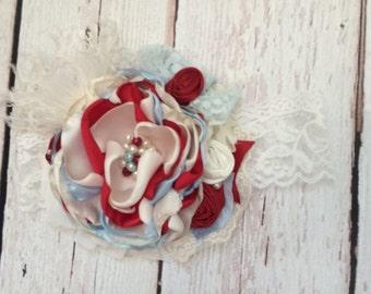 Giggle Moon- Lace Baby Headbands-Baby Girl Headband-Toddler Headband-Baby Headband-Baby Girl