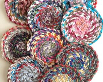 Cotton Twine Coasters