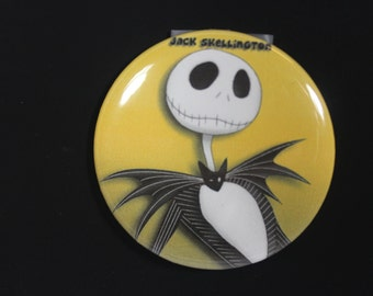 "The Nightmare Before Christmas 2.25"" or 1.5"" Pin-back Button"