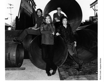 Megadeth Publicity Photo 8 by 10 Inches