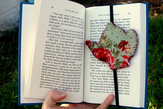 Tea Pot Bookmark