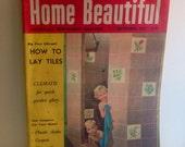 1957 Australian Home Beautiful