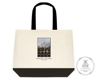 St. Louis Cathedral Tote