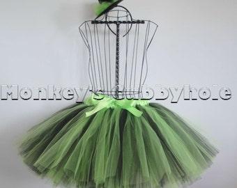 Emerald Witch Tutu Costume