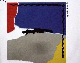 GENESIS Abacab Germany 1981 33 rpm LP Album Vinyl Record Rock Prog Synth pop 80s phil collins Banks Rutherford 6302162