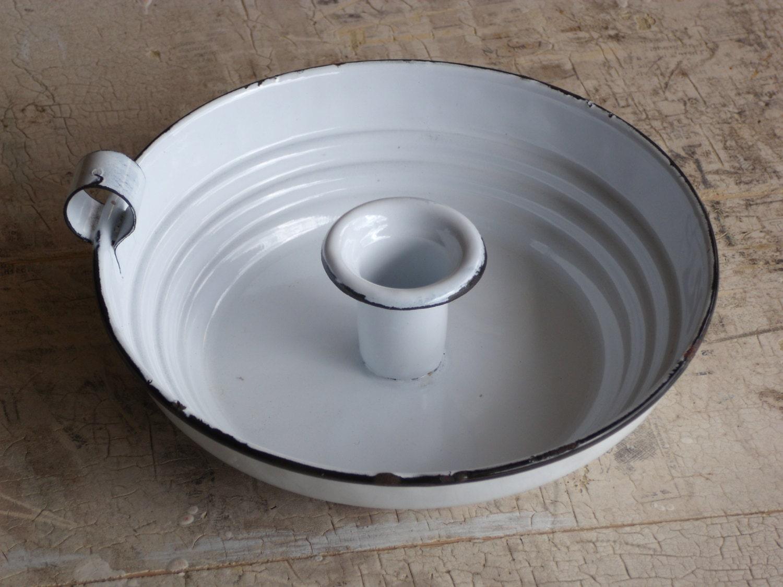 Vintage White Enamelware 49