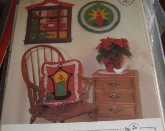 1982  Warm Glow of Christmas Patterns