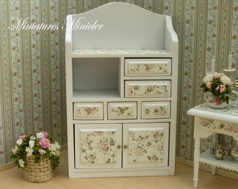 Popular items for commodes on etsy for Commode style shabby chic
