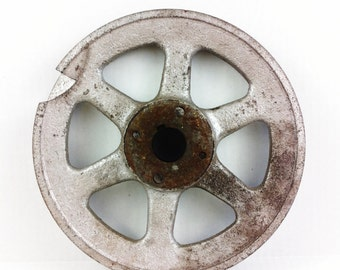Old Turn Wheel