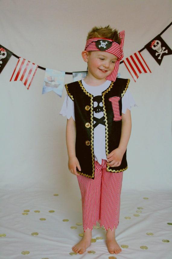 Pirate Girl Halloween Costume