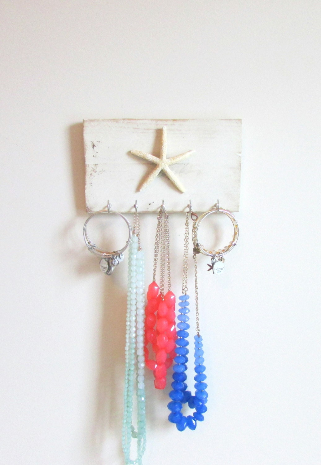 Key Holder Necklace Holder Home Decor By Thehopestack On Etsy