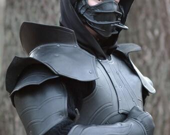 Dark Elf Leather Mask armor