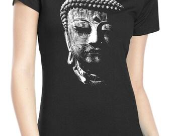 Ladies' The Great Buddha T Shirt