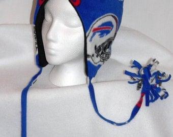 Buffalo Bills Polar Fleece Bomber Hat