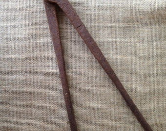 Blacksmith's tool, vintage, very rustic