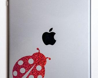 Ladybug iPad Decal