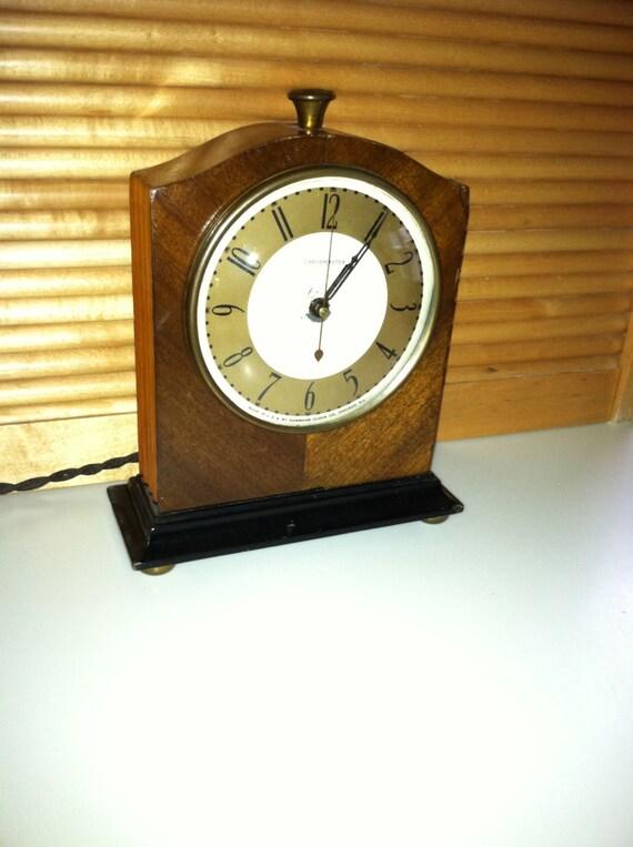 1930s Hammond Chronmaster Self Starting Clock
