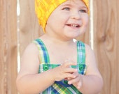 Boys Cotton Hat, Toddler Boy Organic Cotton hat, Stretchy Hat for fall and spring