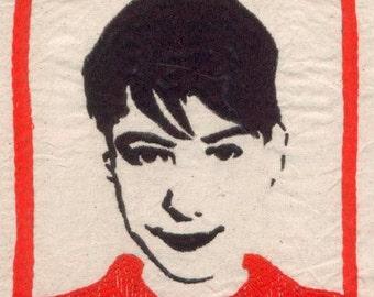 Kathleen Hanna Embroidery Fan Art.