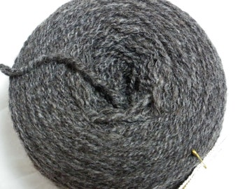 Handspun Corriedale Lincoln Wool Worsted Weight Yarn